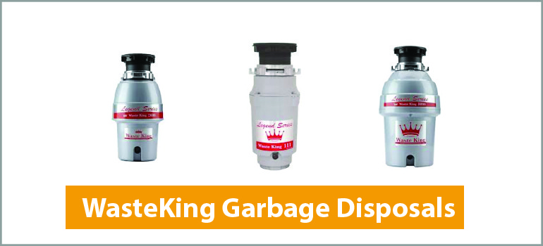 Best West King Garbage Disposal