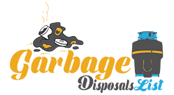 Garbage Disposals List