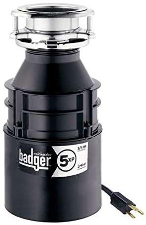 Badger 5XP garbage Disposer