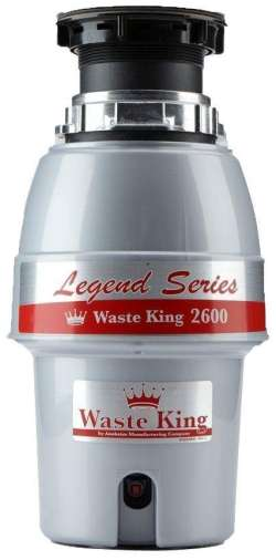 Waste King Legend Series Garbage Disposal L-2600